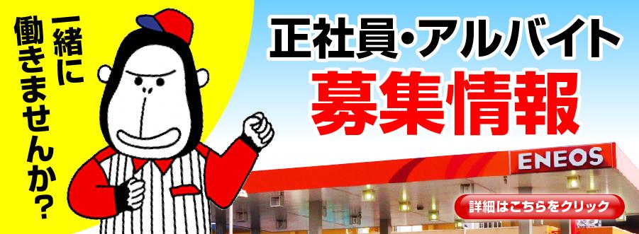 正社員・アルバイト募集情報